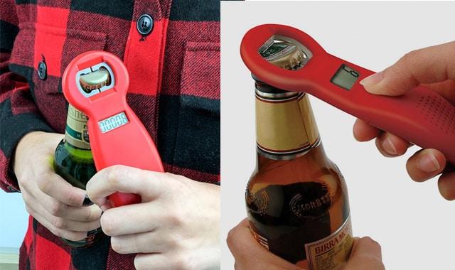 Décapsuleur compteur de bières. L'objet essentiel pour accompagner vos soirées binouzes avec des potes