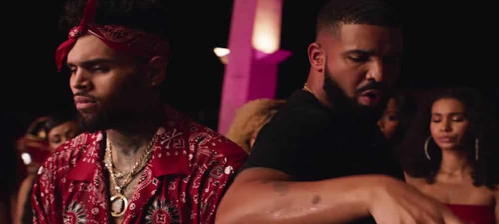 """Drake """"a hésité"""" à collaborer avec Chris Brown à cause de Rihanna !"""