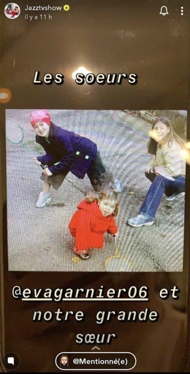 Jazz (JLC Family) très proche de d'Eva: une rare photo de leur enfance dévoilée !