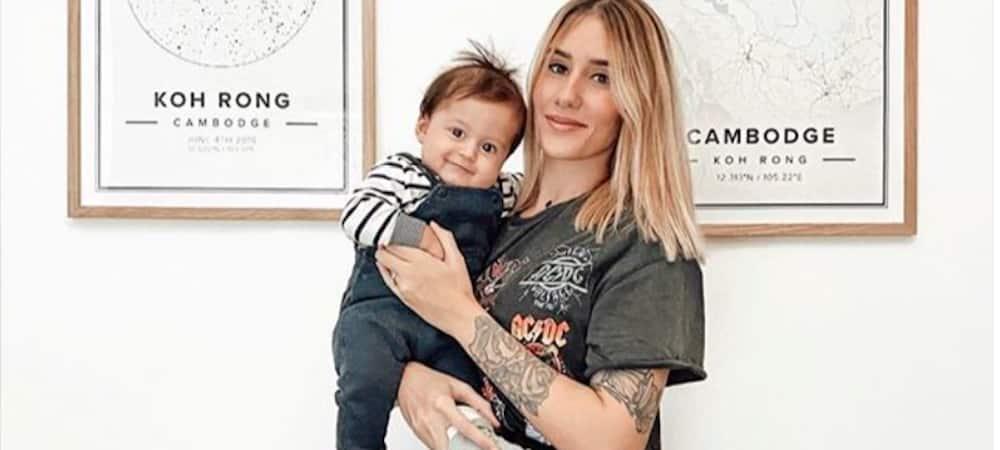Jesta Hillmann maman- elle raconte sa première nuit sans Juliann 10122019