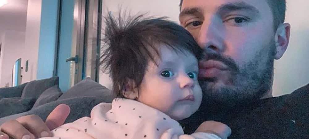 Kevin Guedj attristé: sa fille Ruby est malade !