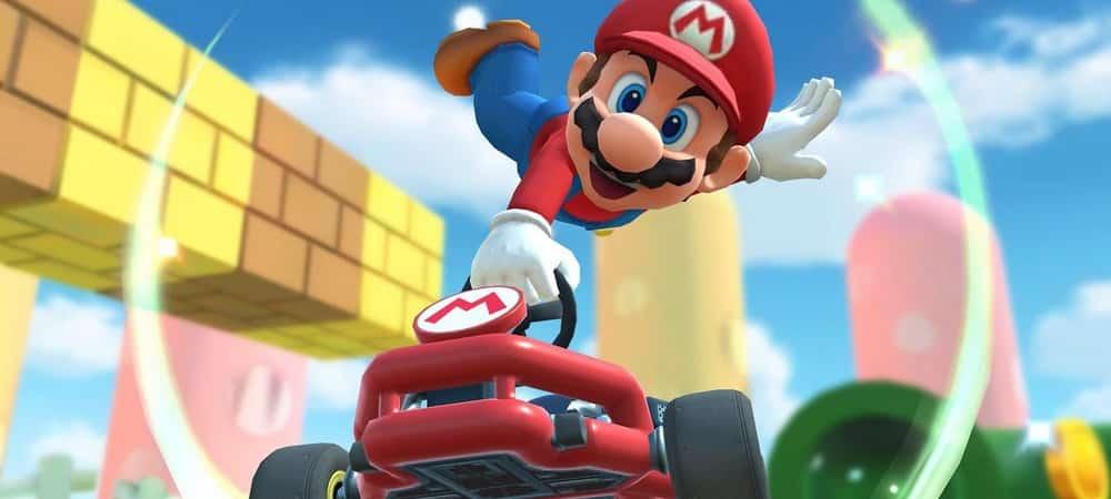 Mario Kart Tour est le jeu le plus téléchargé en 2019 sur iPhone !