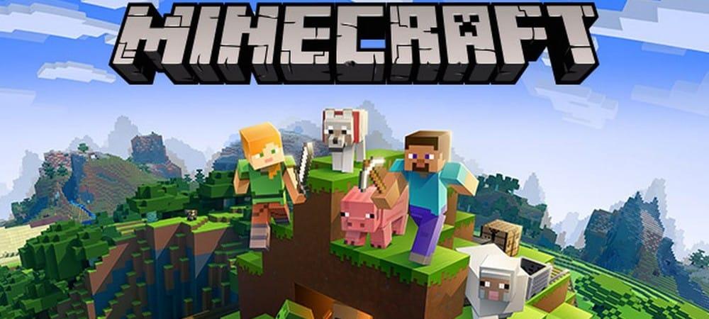 Minecraft bientôt sur PS4 ? On en sait plus !
