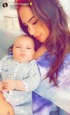 Nabilla amoureuse de son fils: elle déclare sa flamme à Milann !