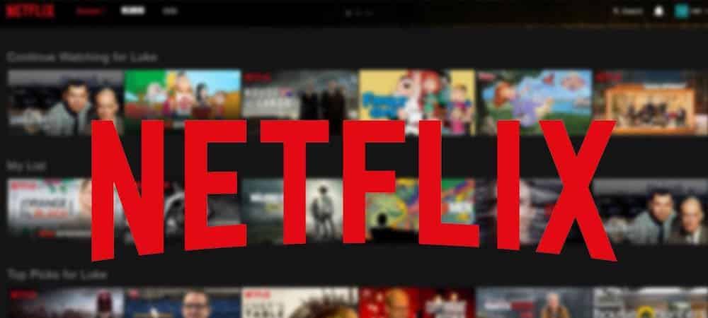 Netflix a perdu la moitié de son catalogue cinéma !