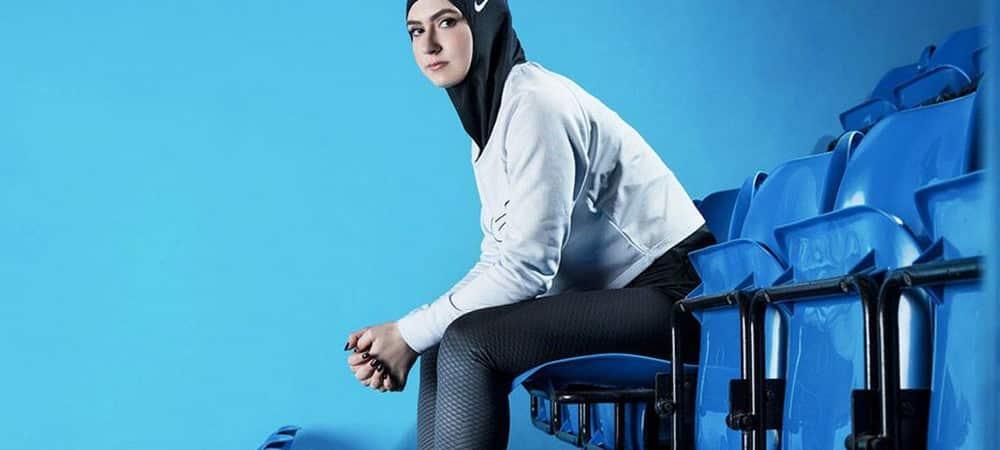 Nike lance une collection de maillots de bain avec hijab incorporé !