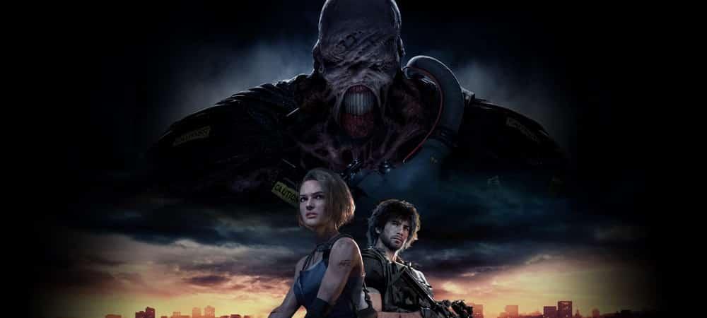 Resident Evil 3: le remake prévoit des changements majeurs !