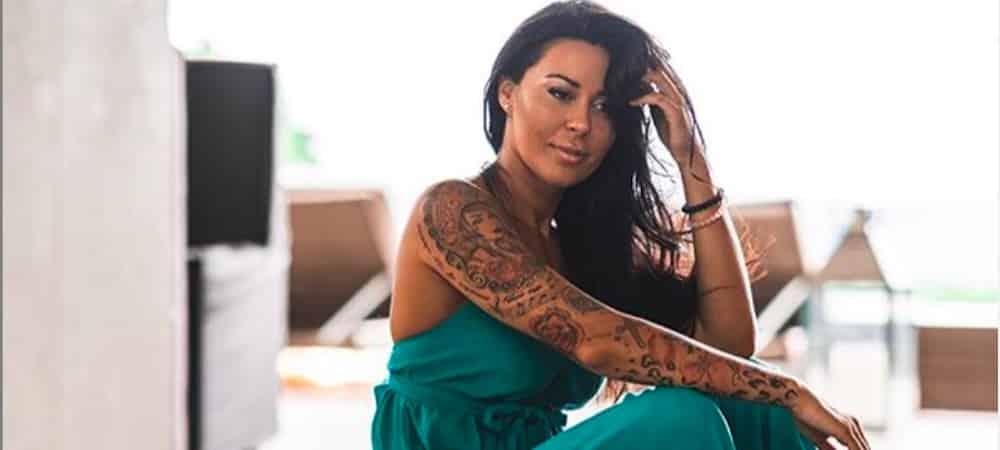 Shanna Kress belle et sexy elle dévoile son incroyable robe pour le Nouvel An 31122019-