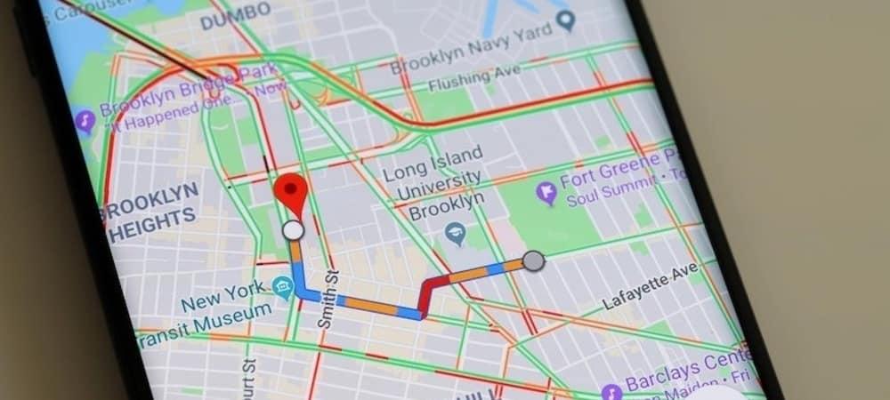 Star Wars 9: Google Maps fait un petit clin d'œil à la saga !