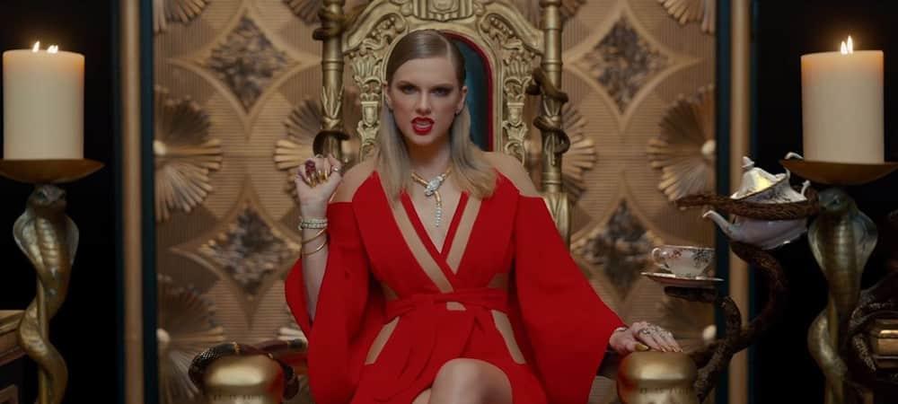 """Taylor Swift aime beaucoup le côté """"bizarre"""" et """"dérangeant"""" de Cats !"""