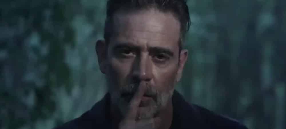 """The Walking Dead saison 10- cette chose qui """"embête"""" Jeffrey Dean Morgan Negan dans la série 08122019"""