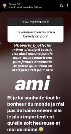 Vivian (Les Anges 11) toujours amoureux de Beverly ? Sa réponse étonnante !