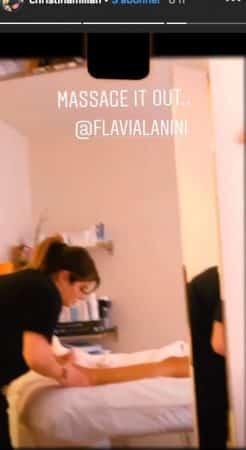 Christina Milian exténuée après son accouchement: elle prend du temps pour elle !