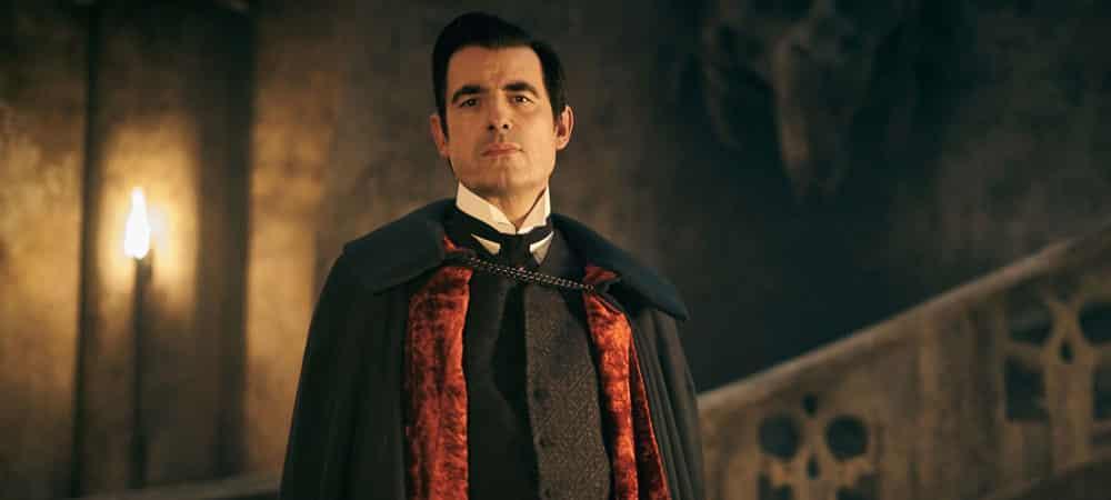 Dracula: quelles différences entre la série Netflix et le roman ?