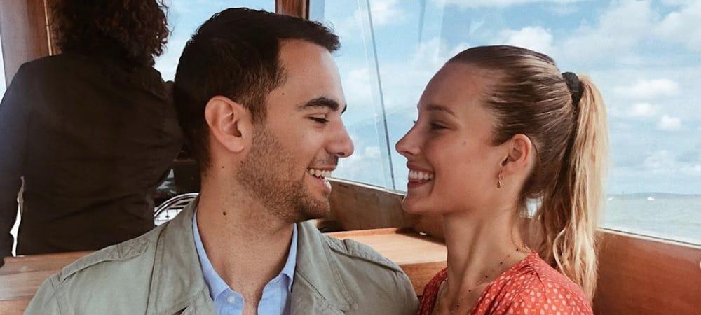 Ilona Smet très amoureuse: elle donne un baiser langoureux à Kamran Ahmed !