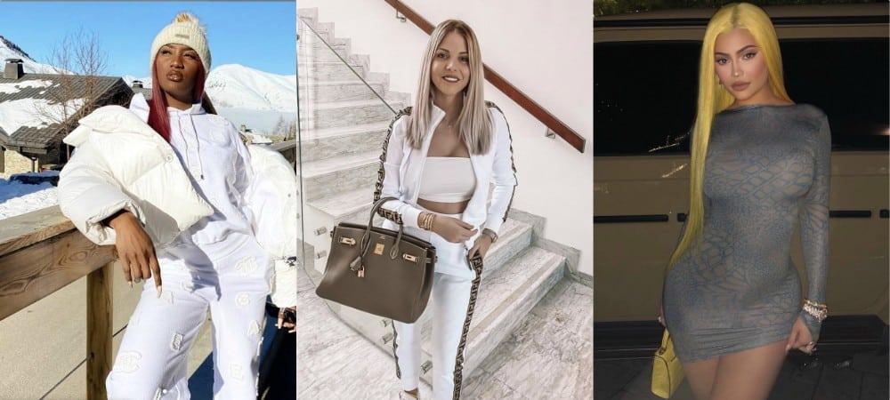Jessica Thivenin amie avec Aya Nakamura et Kylie Jenner ? Elle fait des révélations !