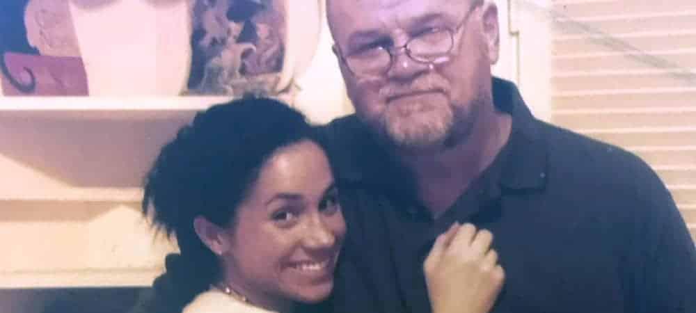 Meghan Markle et son père Thomas en guerre: il est toujours plus blessant !