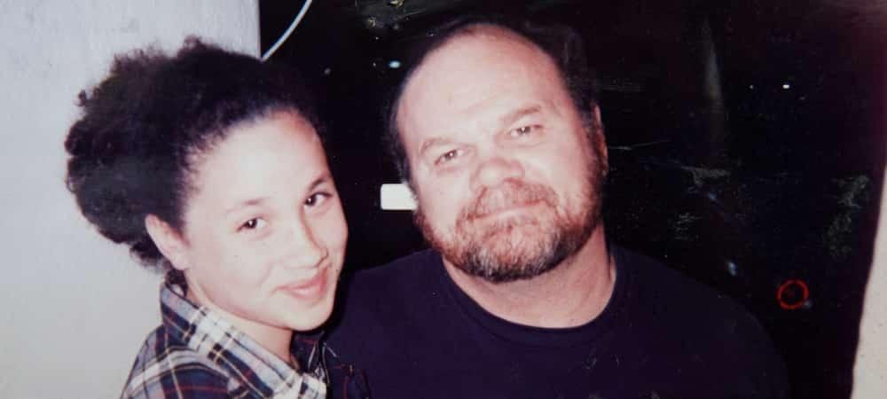 Meghan Markle: son père Thomas dévoile des photos d'elle petite !