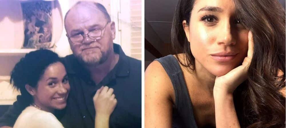 Meghan Markle - son père Thomas s'en prend violemment à elle !