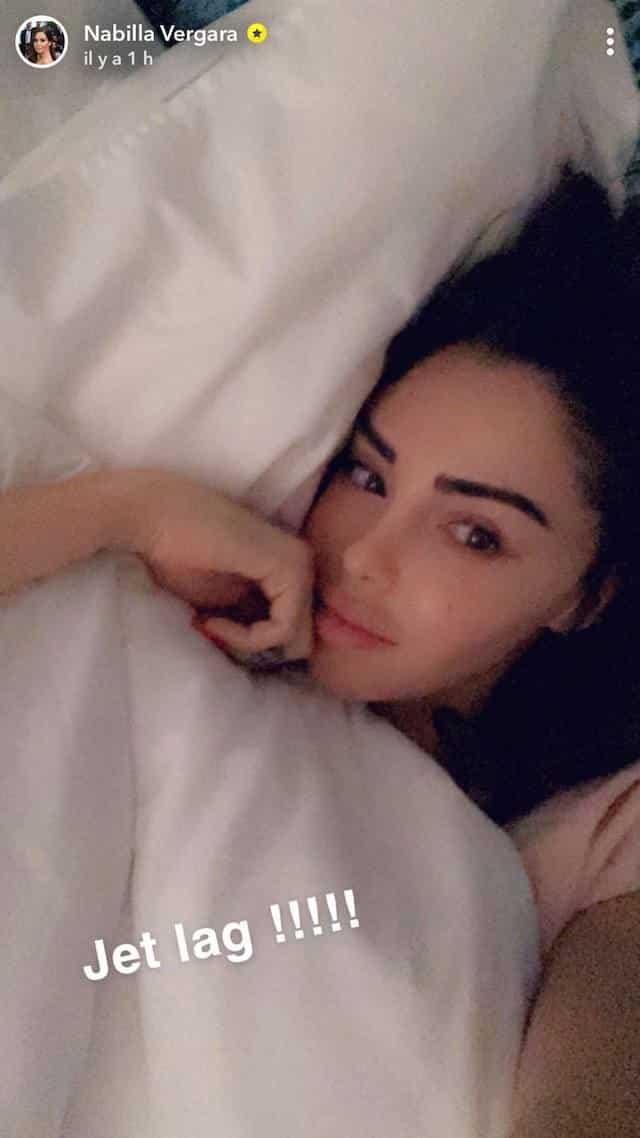Nabilla à Los Angeles: elle subit le jet lag de plein fouet ! (PHOTO)