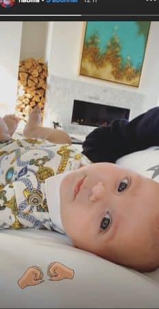 Nabilla maman: elle dévoile un adorable portrait de Milann ! (PHOTO)