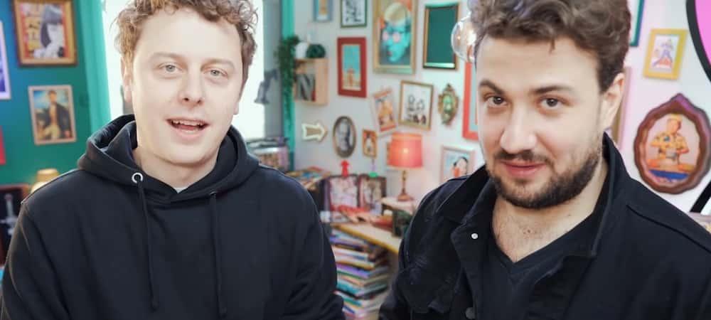 Norman Thavaud et Ludovik lâchent le premier épisode de leur web-série !