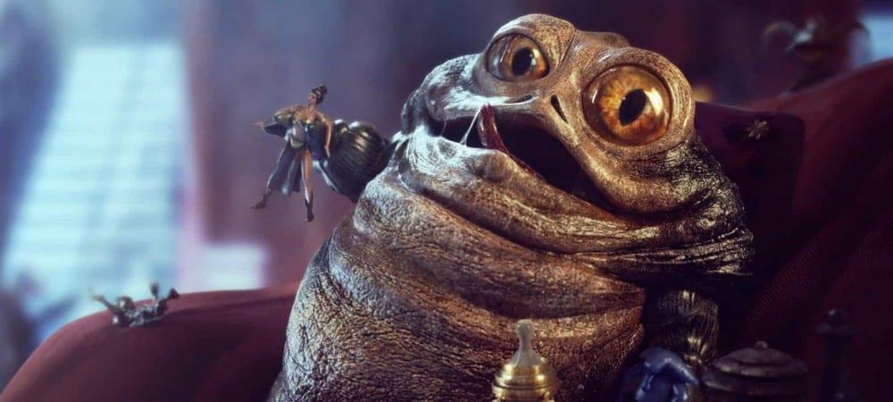 The Mandalorian: après Baby Yoda, c'est Baby Jabba qui fait le buzz !