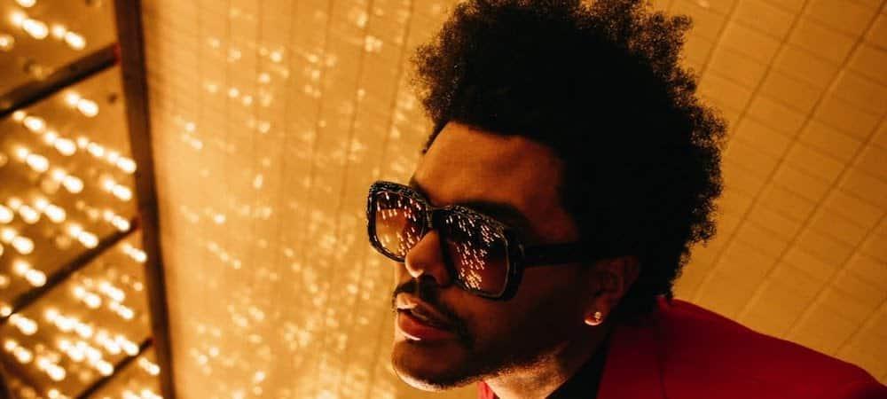 """The Weeknd toujours aussi défoncé dans le clip """"Blinding Lights"""" ! (VIDEO)"""