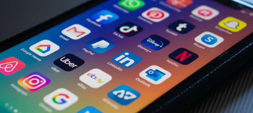 TikTok, Netflix, Facebook... Top 10 des applications les plus téléchargées en 2019 !