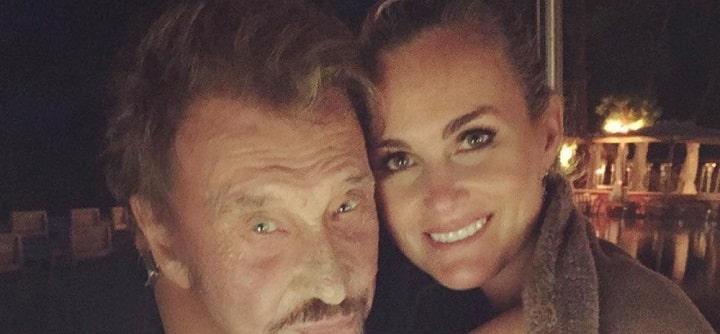 Laeticia Hallyday et Johnny: leur histoire d'amour parodiée dans On n'est pas couché !