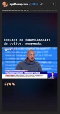 Agathe Auproux dénonce l'omerta au sein de la police ! (PHOTOS)