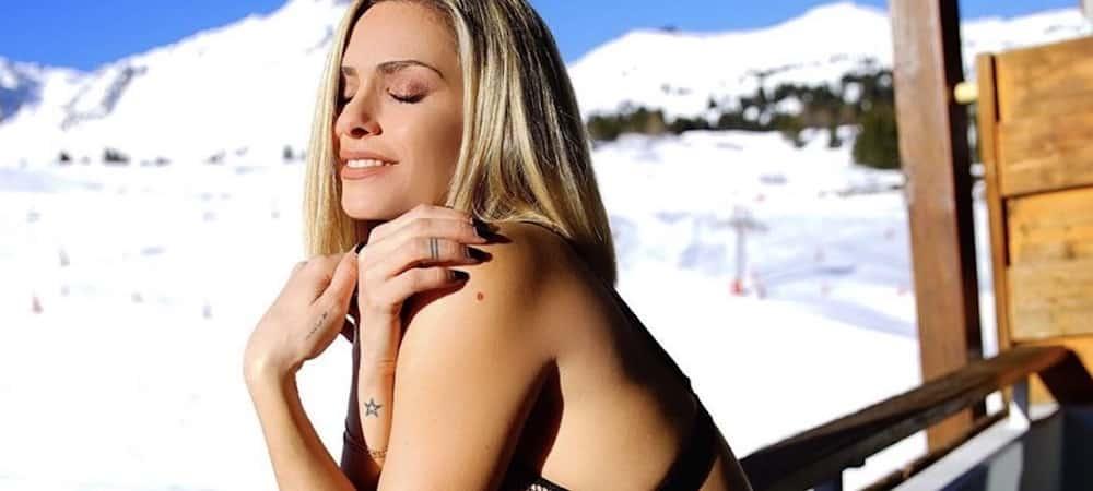 Clara Morgane torride: elle ose le déshabillé transparent sur Instagram !