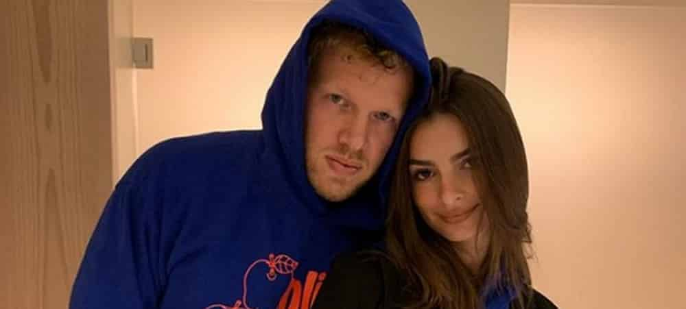 Emily Ratajkowski mariée: ses fans s'en prennent à Sebastian Bear-McClard !