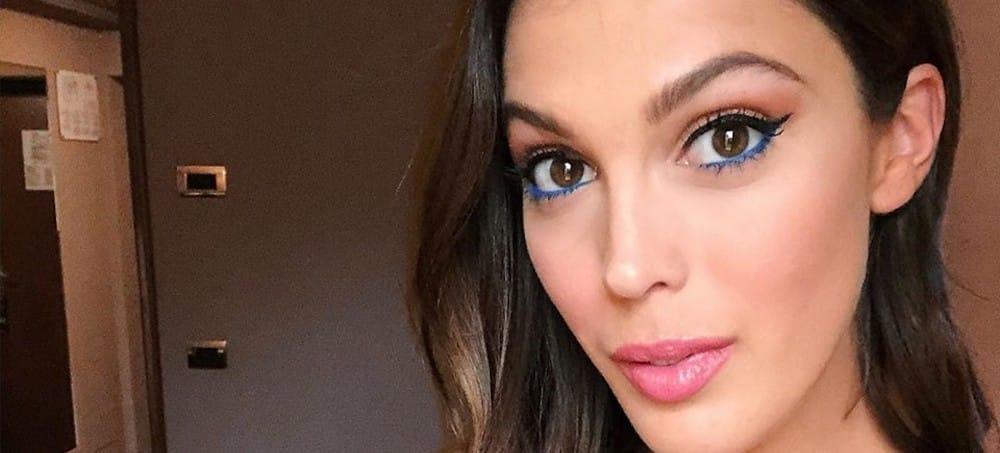 Iris Mittenaere: son chéri Diego El Glaoui parle d'elle sur France 2 !