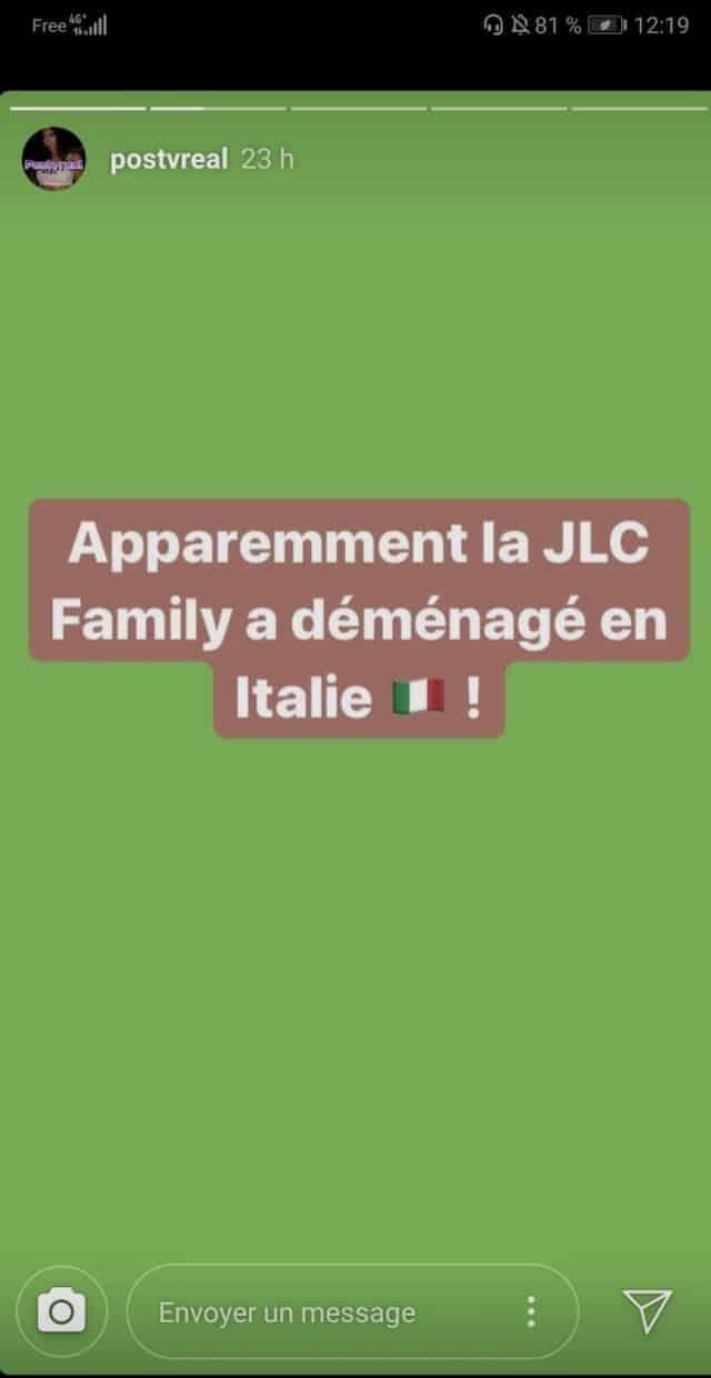 Jazz (JLC Family) virée de Dubaï ? Elle emménage dans un nouveau pays !