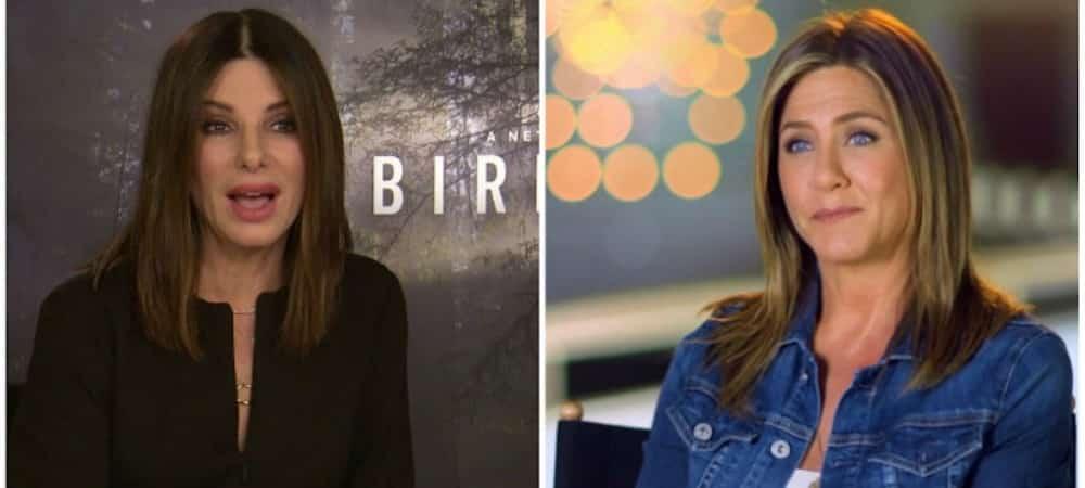 Jennifer Aniston et Sandra Bullock ont craqué pour le même homme !
