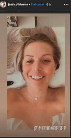 Jessica Thivenin complexée par ses vergetures sur la poitrine: elle tente de les faire disparaître !1502020