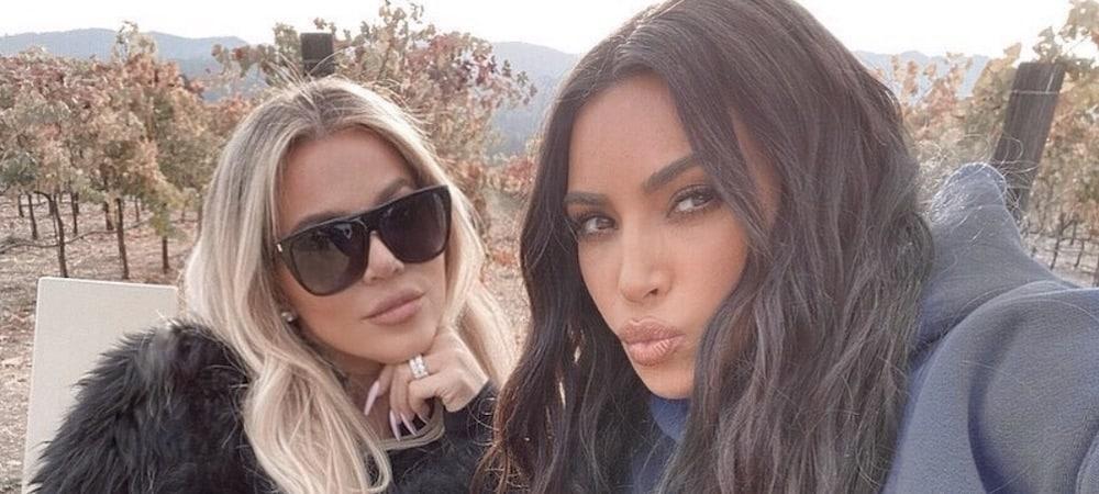 Kim Kardashian et Khloé: le duo s'affiche toujours plus stylé ! (PHOTO)