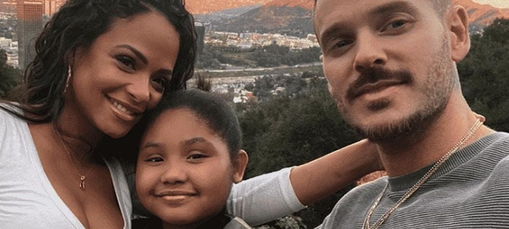 M Pokora très fier de sa belle-fille Violet: il s'exprime sur Instagram !