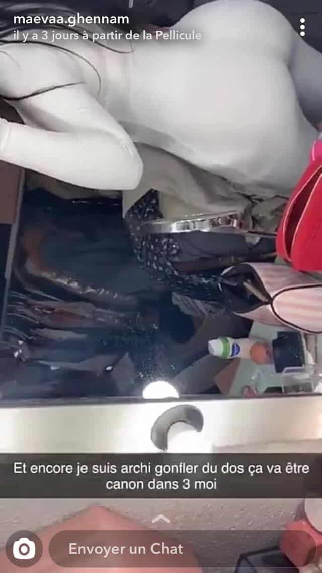 Maeva Ghennam: tout juste opérée, elle dévoile sa nouvelle silhouette !