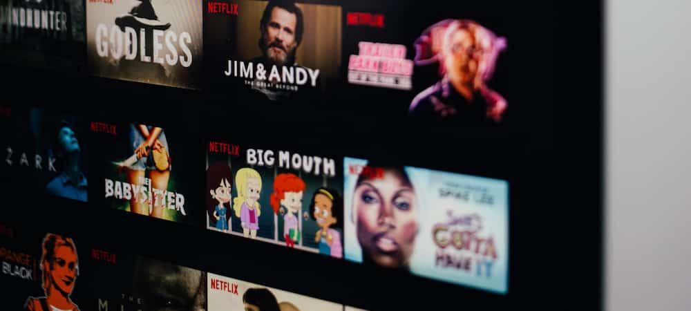 Netflix: vous pouvez couper les bandes-annonces en lecture automatique !