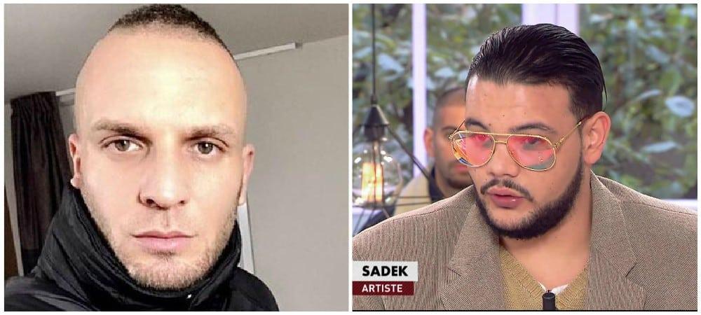 Sadek les mains en sang: il a violemment agressé Bassem Braiki ! (VIDEO)
