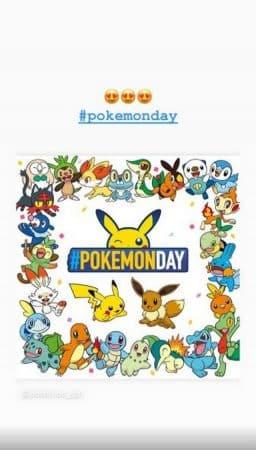 Agathe Auproux fan de Pokémon: elle en dit plus sur Instagram !