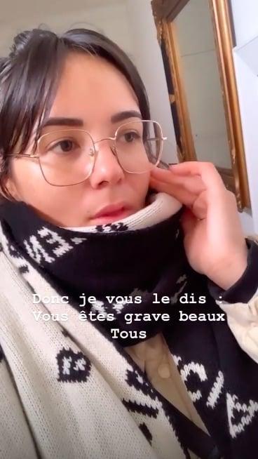Agathe Auproux très souffrante: ses fans la trouve toujours aussi belle !