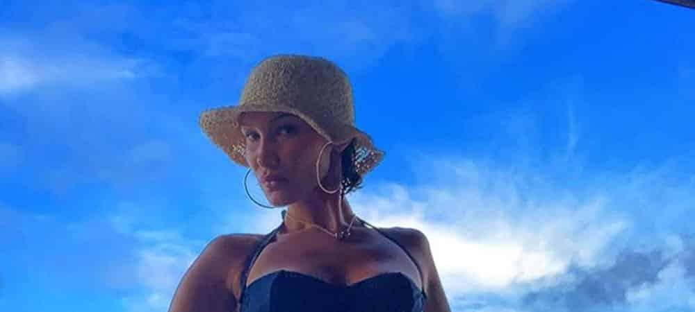 Bella Hadid sublime elle pose pour Versace et met tout le monde d'accord1000