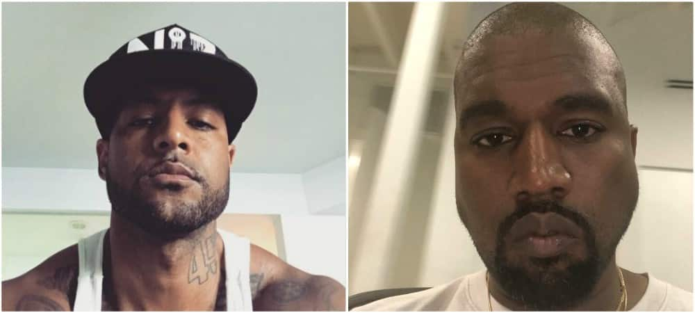 Booba clashe Kanye West et Jay-Z les internautes répliquent 1000