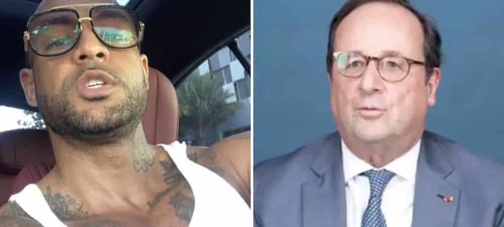 Booba: François Hollande confie écouter le célèbre rappeur !
