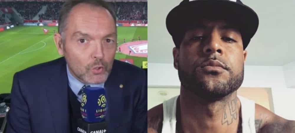 Booba tacle violemment Stéphane Guy après PSG-Bordeaux !