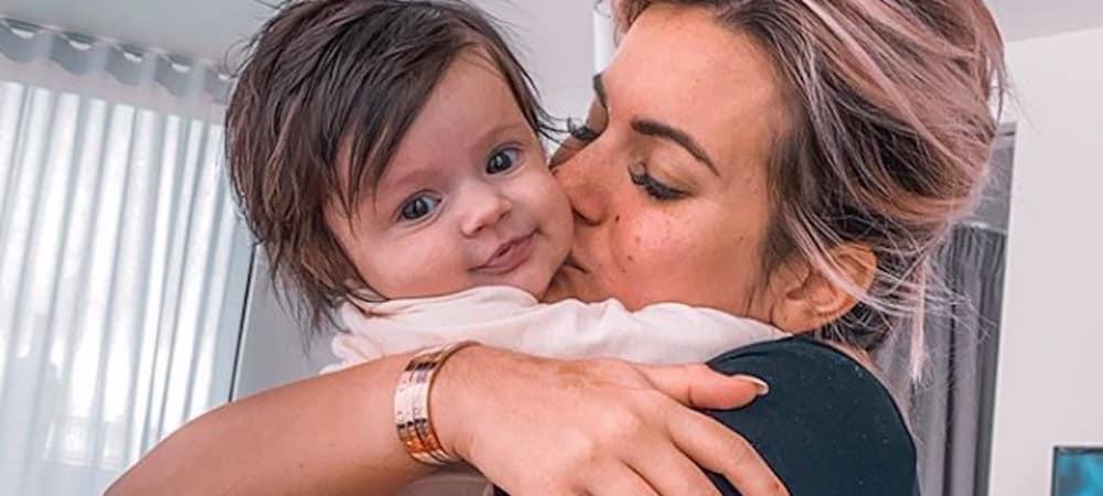 Carla Moreau et Ruby: une adorable photo fait fondre la Toile !