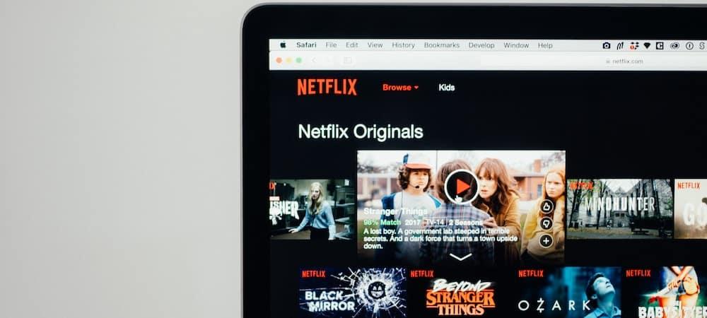 Netflix supprime le mois d'essai gratuit: les internautes choqués !